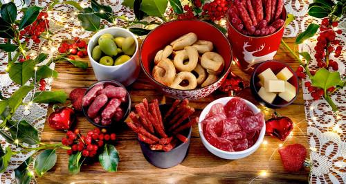 Aperitivo natalizio irresistibile