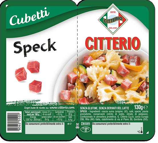 Speck Citterio Cubetti