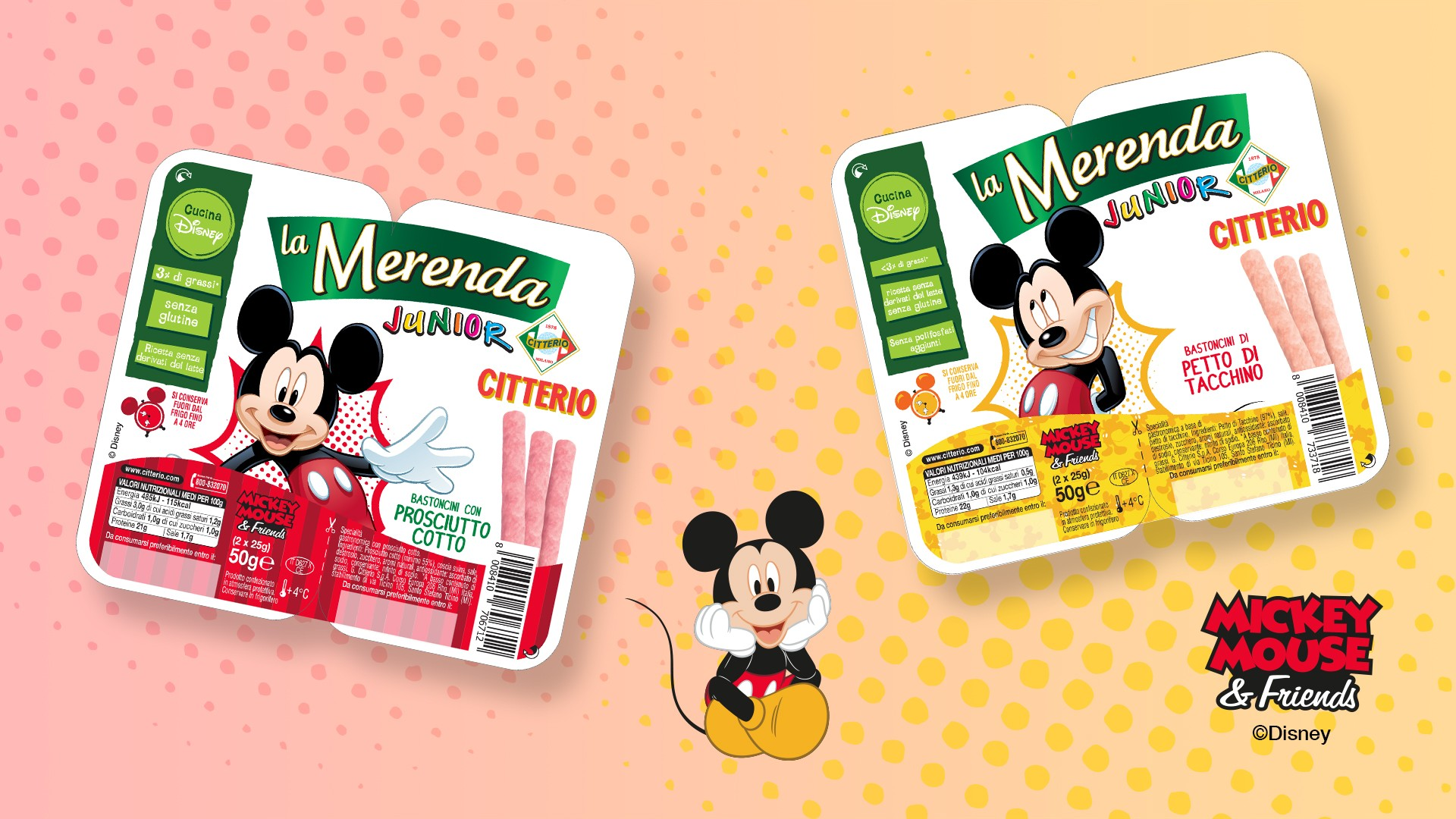 La Merenda Junior Disney