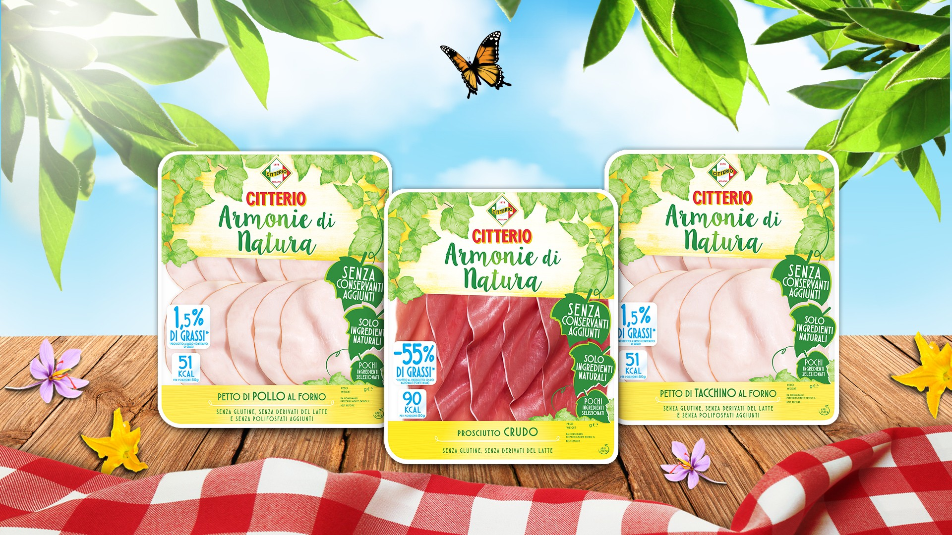 ARMONIE DI NATURA: THE GENUINE TASTE OF CHARCUTERIE IS WITHOUT PRESERVATIVES