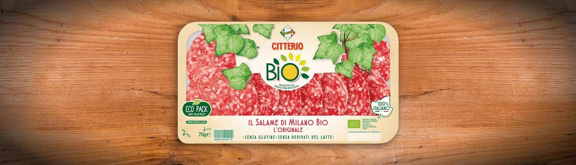 Salame Bio