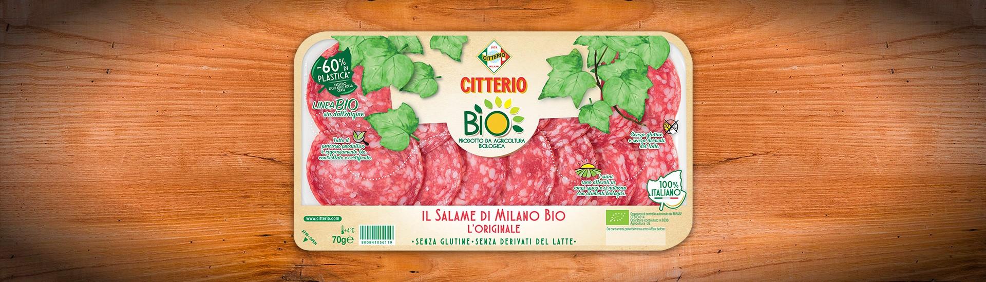 Il Salame di Milano BIO - L'Originale
