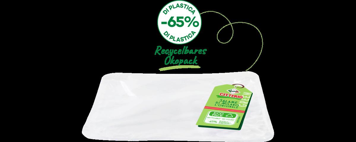 Ecopack riciclabile